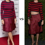 Who wore Michael Kors better…Yasmin le Bon vs. Doutzen Kroes?