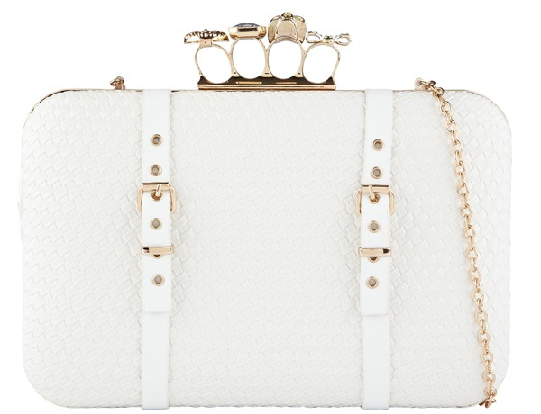 Lunchtime Buy: Aldo Zapanta clutch bag