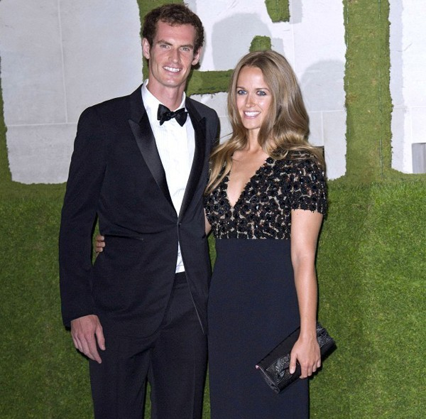 Andy Murray and Kim Sears for Burberry?
