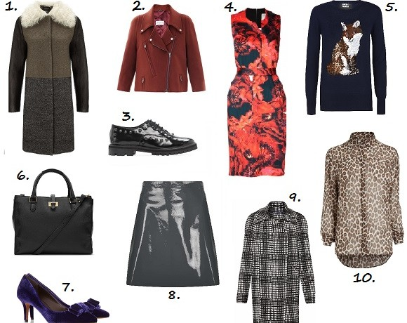 10 must-have pieces for autumn you can shop right now!