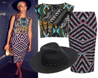 Get Beyonce's tribal Topshop look