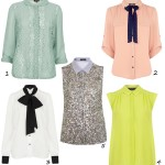 5 of the best blouses under £50