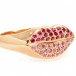 Lusting after…Cada Kiss 19 carat gold ring
