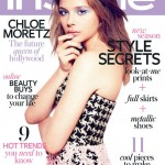 Chloe Moretz wows in Christian Dior for InStyle UK August issue