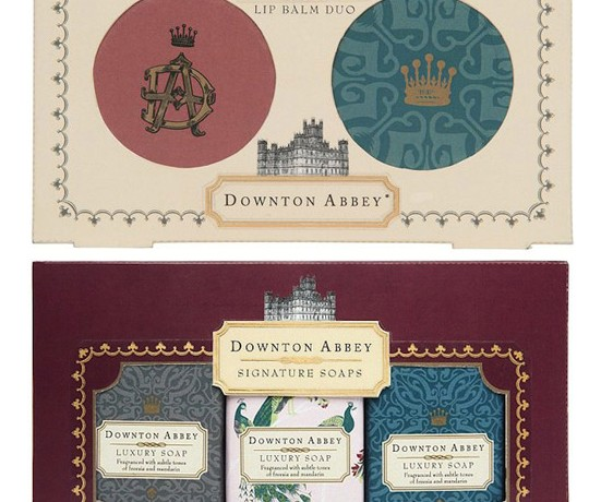 Downton Abbey cosmetics coming to Marks and Spencer this October!