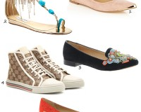 Shoe-spiration! 5 of our fave comfy flats!