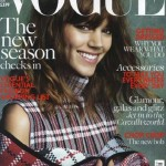 Freja Beha Erichsen returns for British Vogue in August issue
