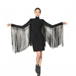Buy of the Week: Gareth Pugh suede dress with fringing