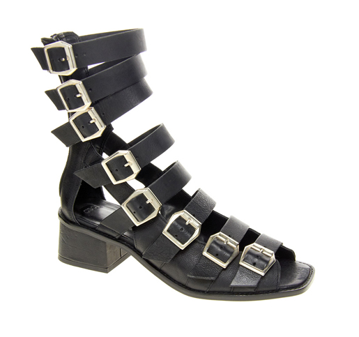 Lunchtime Buy: Asos Premium fall out gladiators