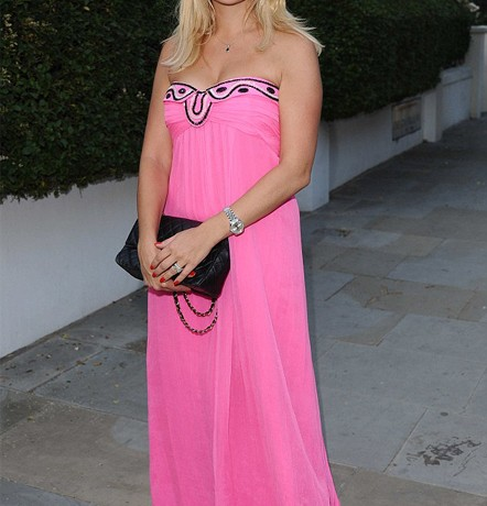 Holly Willoughby is a real life Barbie at ITV summer party