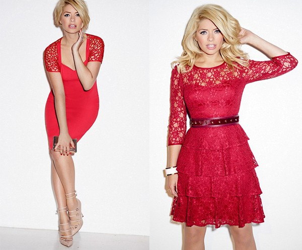 Peek Holly Willoughby's sizzling new Very collection