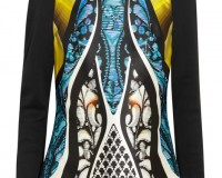 Lunchtime Buy: Peter Pilotto Amra printed satin-crepe turtleneck top