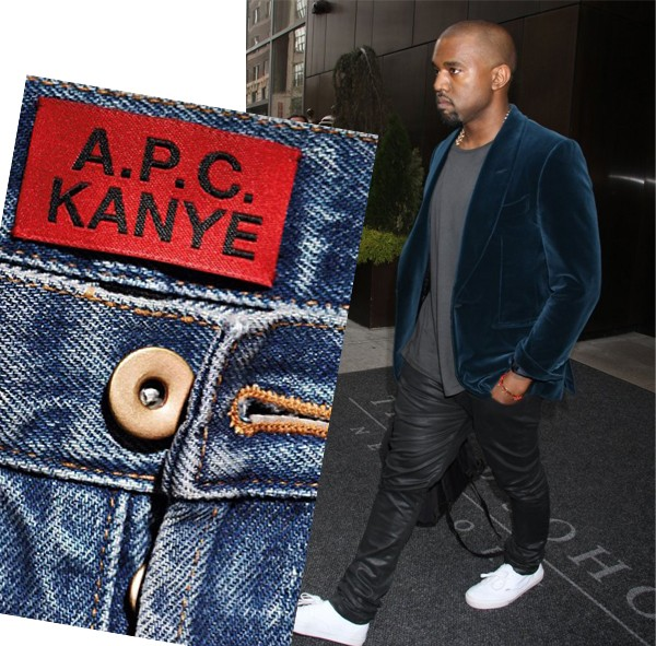 Kanye West's latest fashion project revealed!
