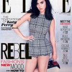 Katy Perry wows in Dolce and Gabbana for Elle UK September 2013