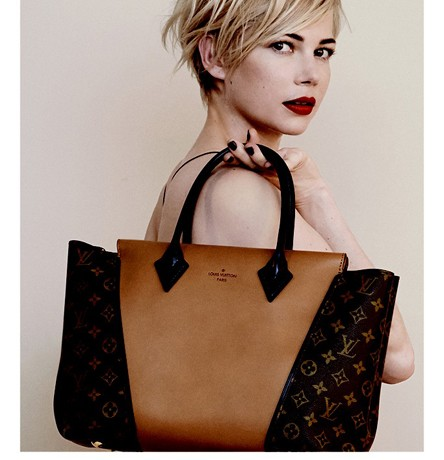Michelle Williams for Louis Vuitton AW13