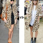 Who wore Jaeger better…Mollie King vs. Caroline Flack?