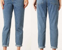 Would you wear 'mom' jeans?