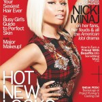 Nicki Minaj makes history on Marie Claire US August cover