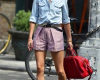 Crushing on Olivia Palermo's casual chic NYC style