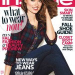 Olivia Wilde wears Chanel for InStyle US August