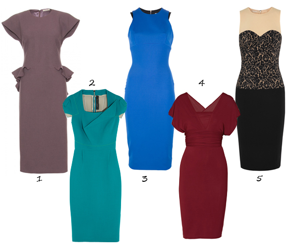 Radiate confidence in a power dress! Here's our top 5 picks
