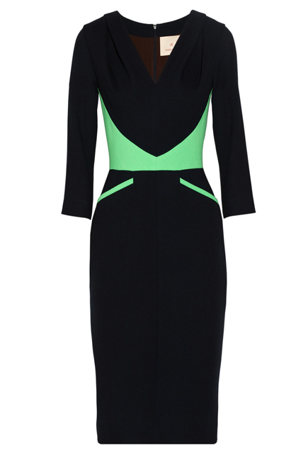 Lunchtime Buy: Roksanda Ilincic Murdock wool-blend crepe dress