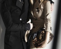 Sienna Miller and Tom Sturridge for Burberry's Trench Kisses autumn/winter 2013 ad campaign
