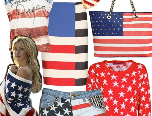 Midweek Moodboard: Stars and stripes – 4th of July style!