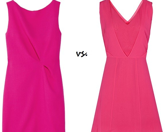 Steep vs. Cheap: LPD (Little Pink Dress)