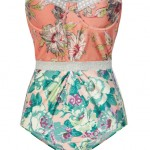 Lunchtime Buy: Zimmermann Celestial floral-print underwired swimsuit