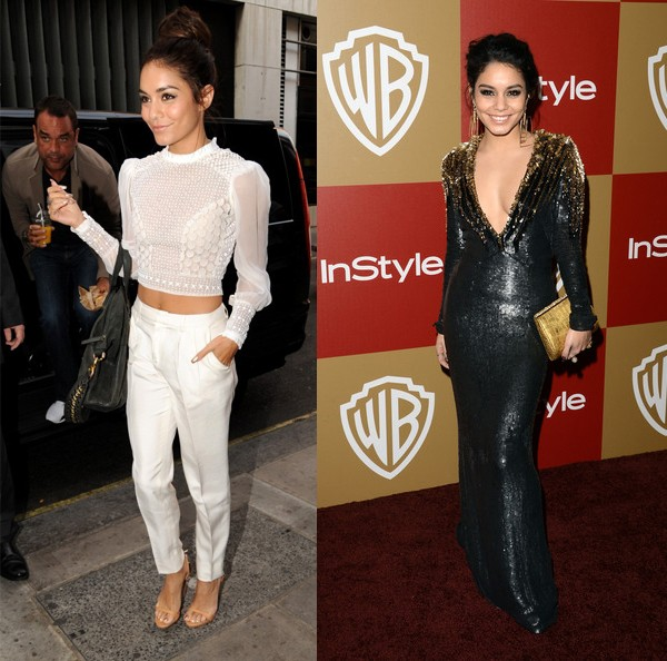 Vanessa Hudgens, we love your style!