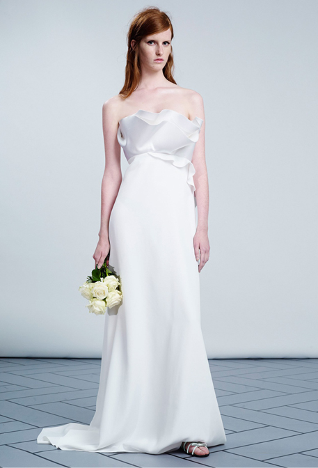 Viktor and Rolf debut bridal collection!