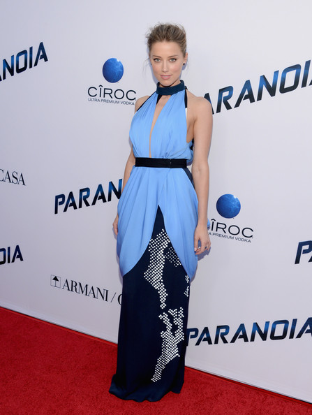 Amber Heard is Best Dressed of the Week in Vionnet