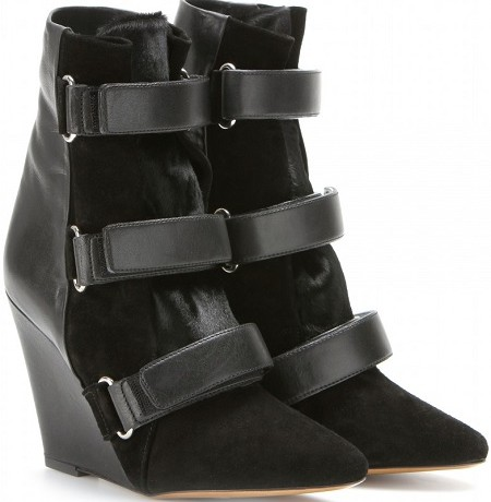 Isabel Marant Scarlet Wedge Boots: Yay or Nay?