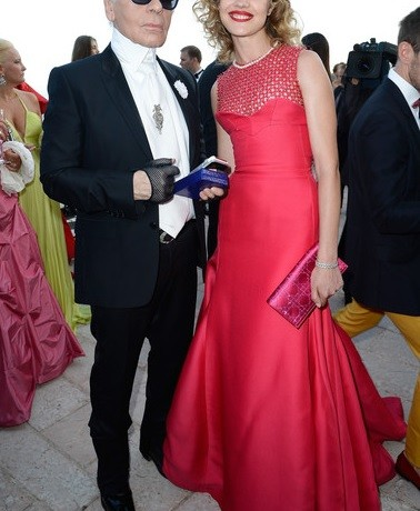 Natalia Vodianova is Best Dressed of the Week in Christian Dior Couture