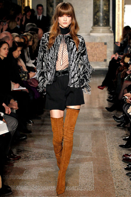 Knee deep: Revival of the over-the-knee boot