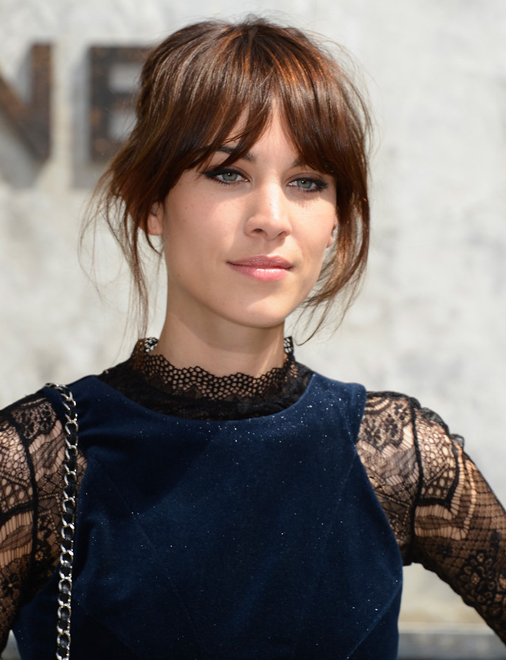 Alexa Chung's debut make-up range!