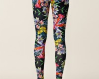 Lunchtime Buy: AX Paris tropical print leggings