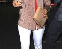A prime example of smart casual courtesy of Eva Longoria