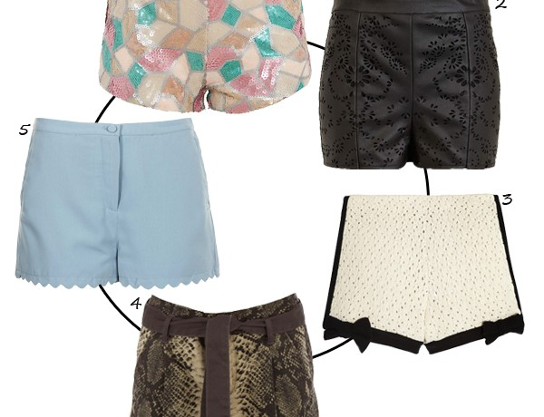 5 of the best evening shorts