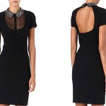 Hero piece: Emilio Pucci beaded collar silk dress