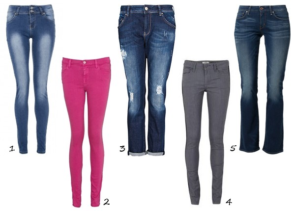 5 pairs of jeans every woman needs in her wardrobe