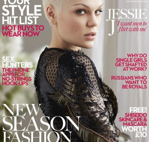 Jessie J talks love and babies in Marie Claire's September 2013 issue