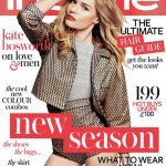 Kate Bosworth wows on InStyle UK's September 2013 cover