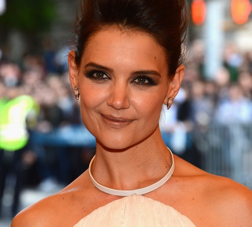 Is Katie Holmes releasing a fragrance?