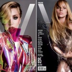 See all 4 of Lady Gaga's V Magazine covers right here