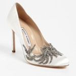 We welcome Manolo Blahnik to London Fashion Week!