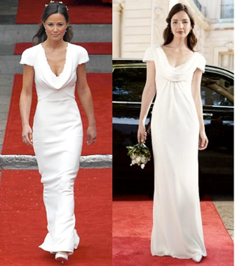 Pippa Middleton's Best Wedding Looks