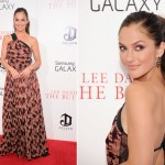 Minka Kelly does understated glam at The Butler premiere