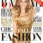Sarah Jessica Parker wows on Harper's Bazaar US September issue